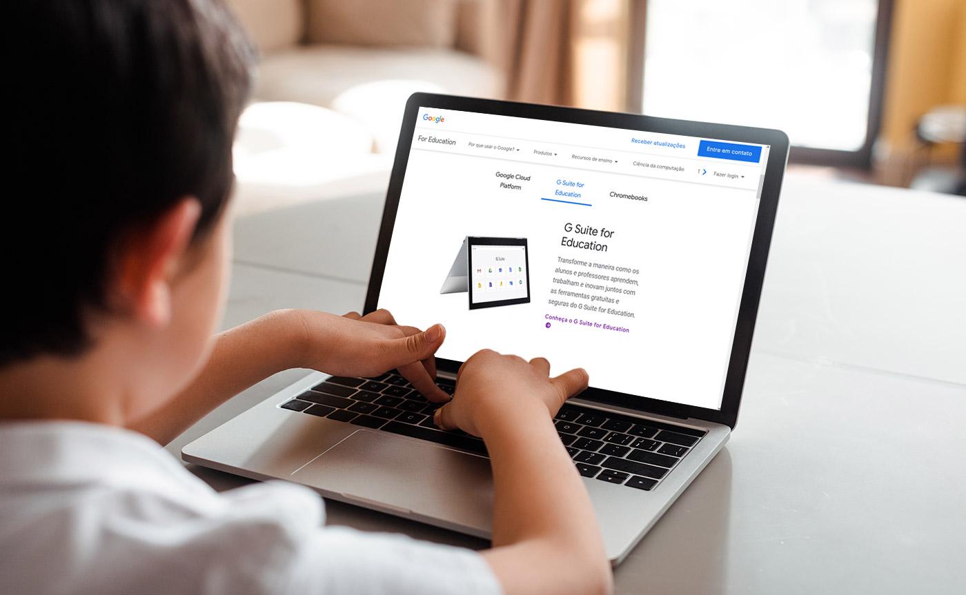 Google for Education para escolas públicas: conheça esse importante aliado da educação