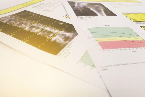 impressão de documentos médicos de imagem