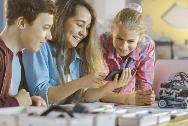tecnologia na educação pública