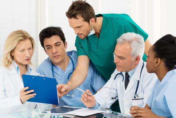 outsourcing de impressão para a saúde pública